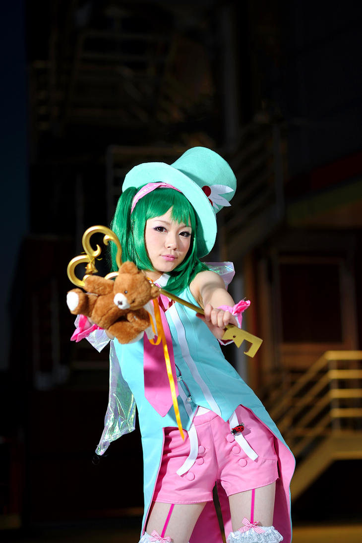 Ranka Lee MF Nijiiro Kuma Kuma -03 by MissAnsa
