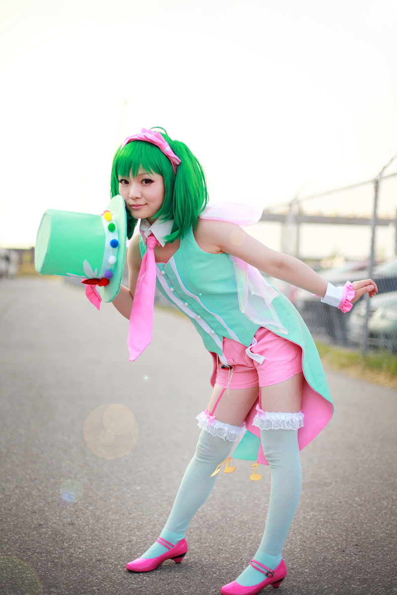 Ranka Lee MF Nijiiro Kuma Kuma -04 by MissAnsa