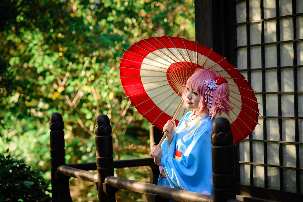 Madoka Kaname - GSC Maiko Ver - 02 by MissAnsa