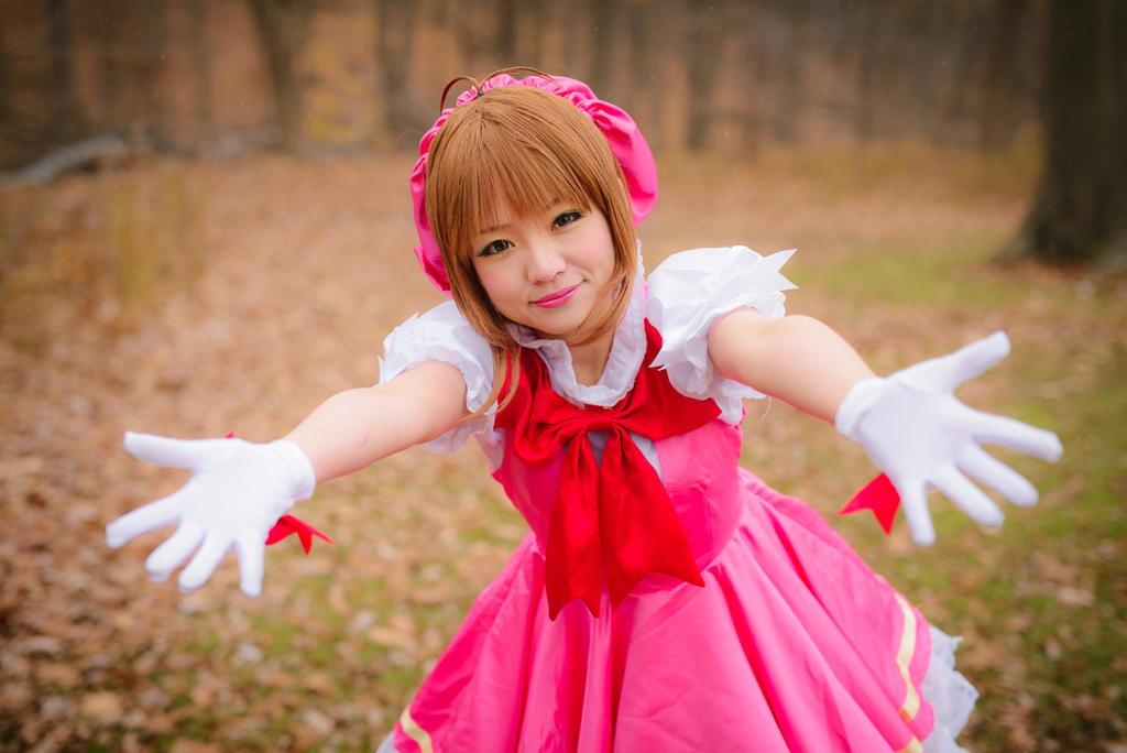 Cardcaptor Sakura -Sakura Kinomoto 01 by MissAnsa