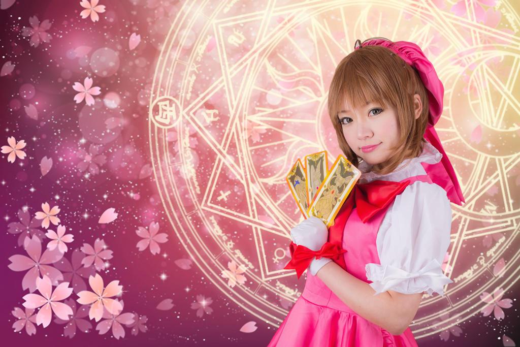 Cardcaptor Sakura -Sakura Kinomoto 02 by MissAnsa