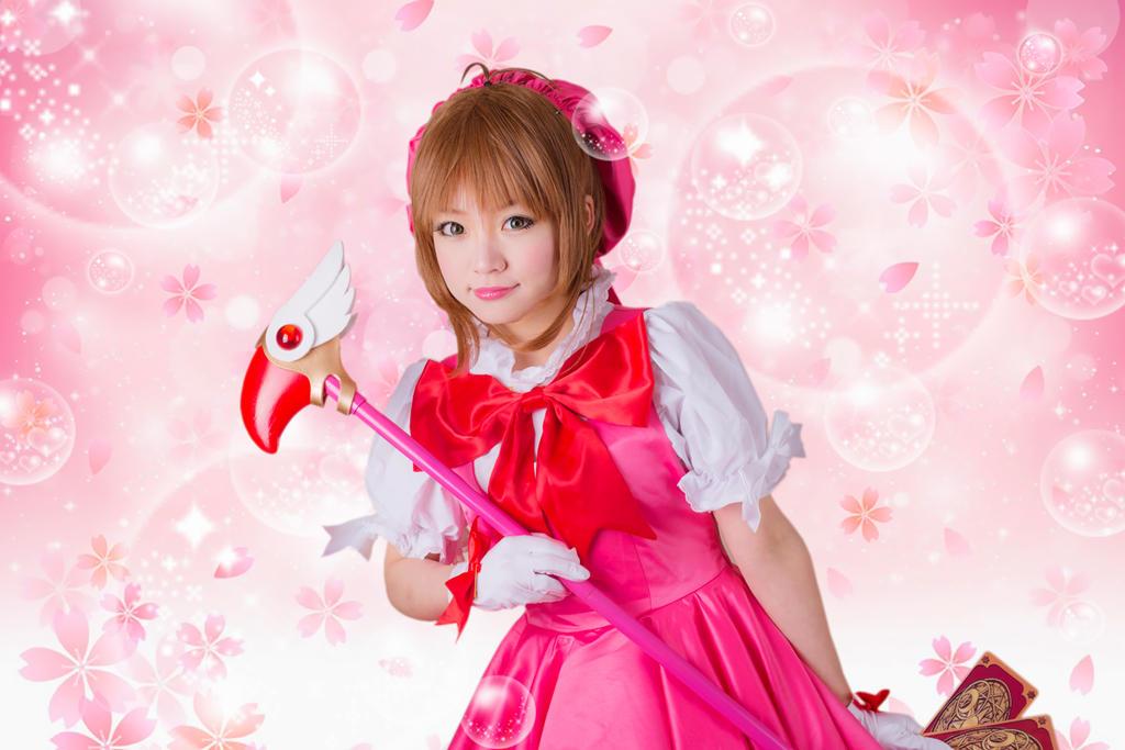 Cardcaptor Sakura -Sakura Kinomoto 03 by MissAnsa