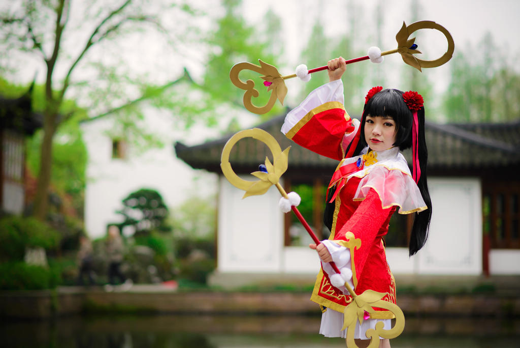 Dynasty Warriors 8 Daqiao-03 by MissAnsa