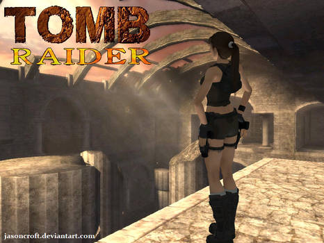 XNALara - Tomb Raider St. Francis Folly