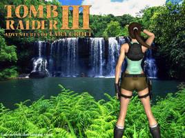 XNALara - Tomb Raider III River Gangies by JasonCroft