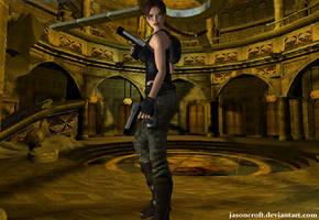 XNALara - Tomb Raider Angel of Darkness HOS by JasonCroft