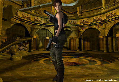 XNALara - Tomb Raider Angel of Darkness HOS