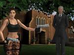 Tomb Raider III - Home at Croft Manor