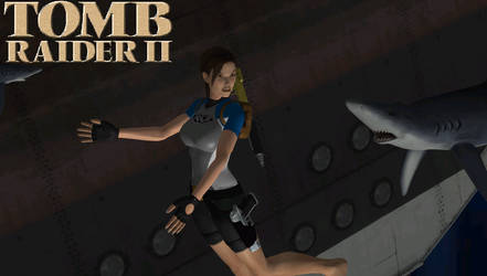Tomb Raider II - 40 Fathoms