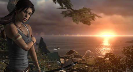 Tomb Raider - Leaving Yamatai