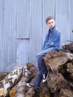 AOD Jacket and Jeans - Side shot 2 by JasonCroft