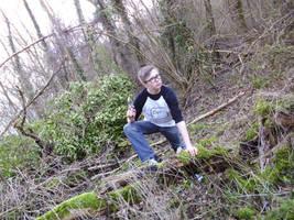 Alex Weiss Cosplay - Log vault by JasonCroft