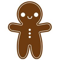 D.I.Y. GingerBread Plush by xlilbabydragonx