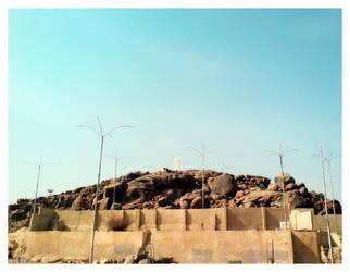 Mount Arafat by ami-89
