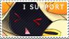 Taokaka stamp by taokyakya