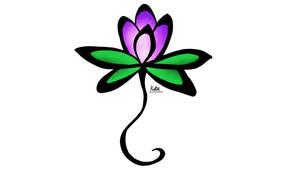 Flower4 - Purple 01