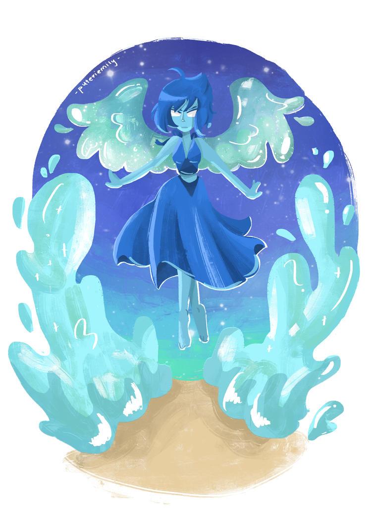 Lapis Lazuli by puteriemily