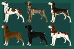 Jaegerhund Pups Draw-to-Adopt .:ON HOLD:.