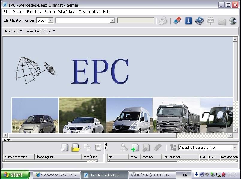 Mercedes Benz Epc by 1obdcom on DeviantArt