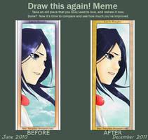 Draw this again - Rukia