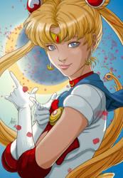 Sailor Moon - Artgerm Contest