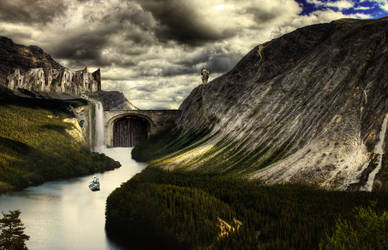 A New World by docskalski