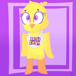 Chica by puppylover17YT45
