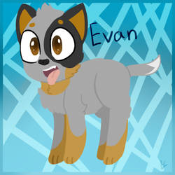My Wittle Evan X3 by puppylover17YT45