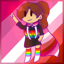 Lesbean Overlord!!!!!!!!!!!!!!!!!!! by puppylover17YT45