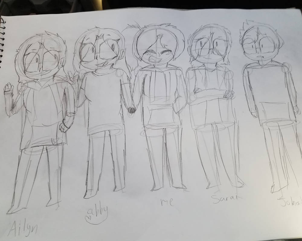 I love u all(wip) by puppylover17YT45