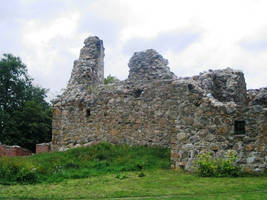 castle ruins 1 by hellie-stock