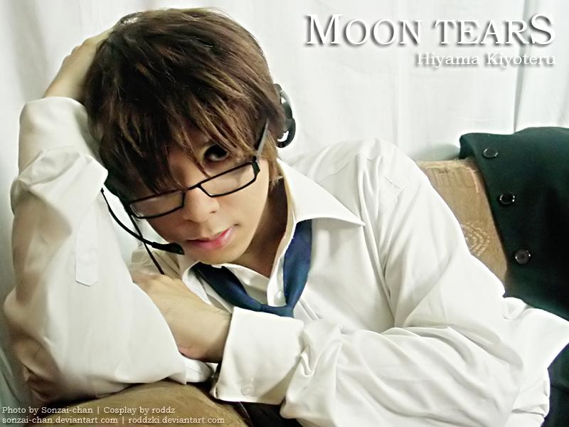 Hiyama Kiyoteru - Moon Tears by roddzki