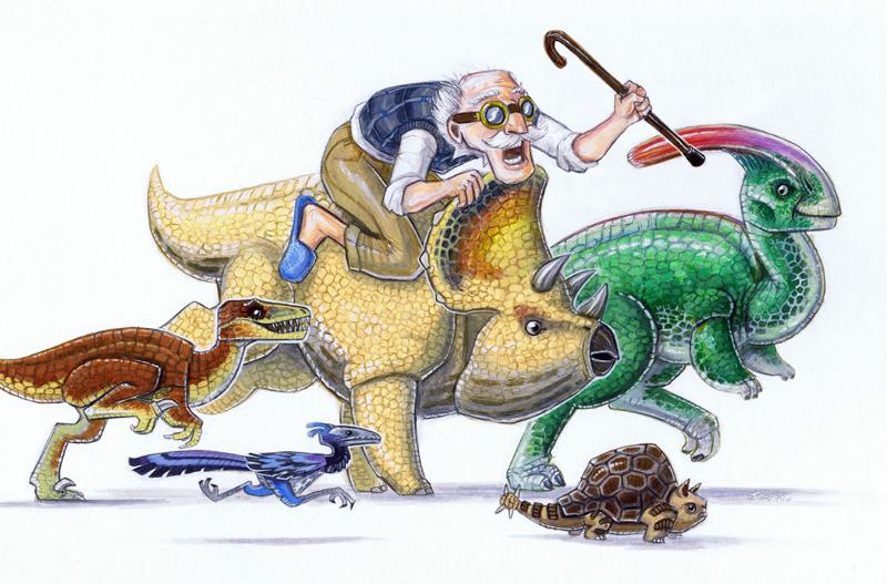 running with dinosaur wallpaper - photo #17