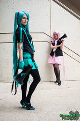 Vocaloid by GmrGirlX