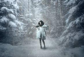 Winter dream by FeriAnimations