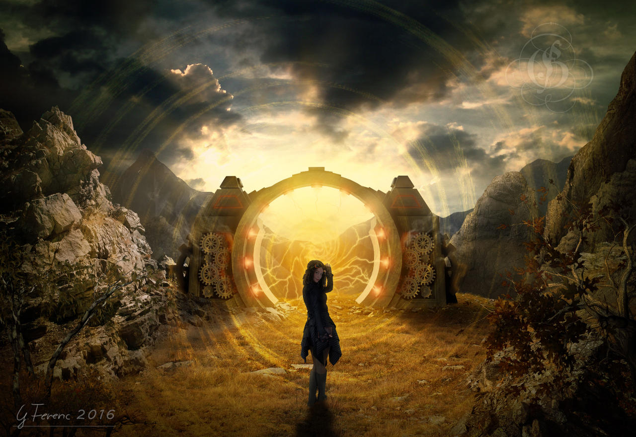 The time gate