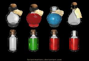 Potion stock