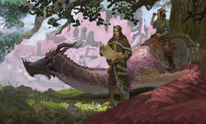 Travelling elves