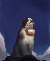 Cooldog by ArturTreffner