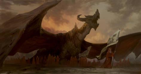 Dragon clan by ArturTreffner