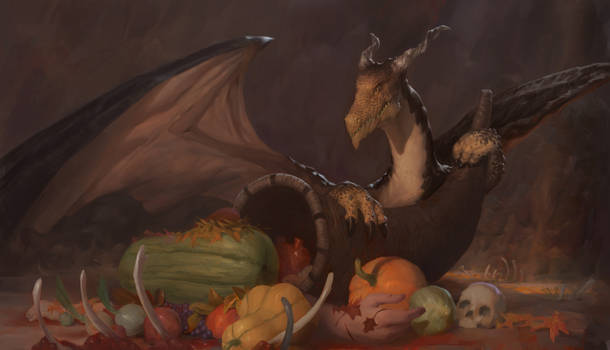 Harvest Dragon