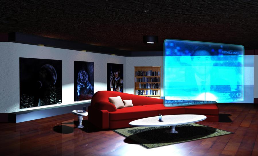 Lighting Final Project v.1 by bluespartan10