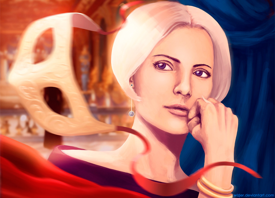 Lady Lissandra Trevelyan by wizjer