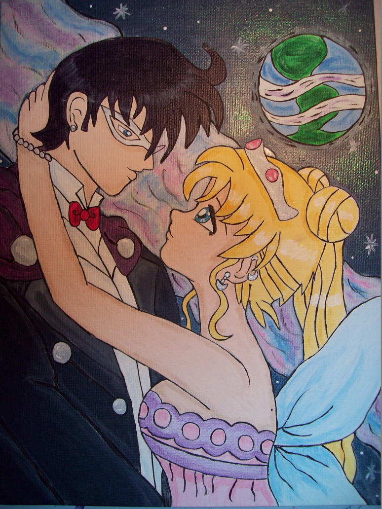 The Earth Prince and The Moon Princess finished by Fallonkyra