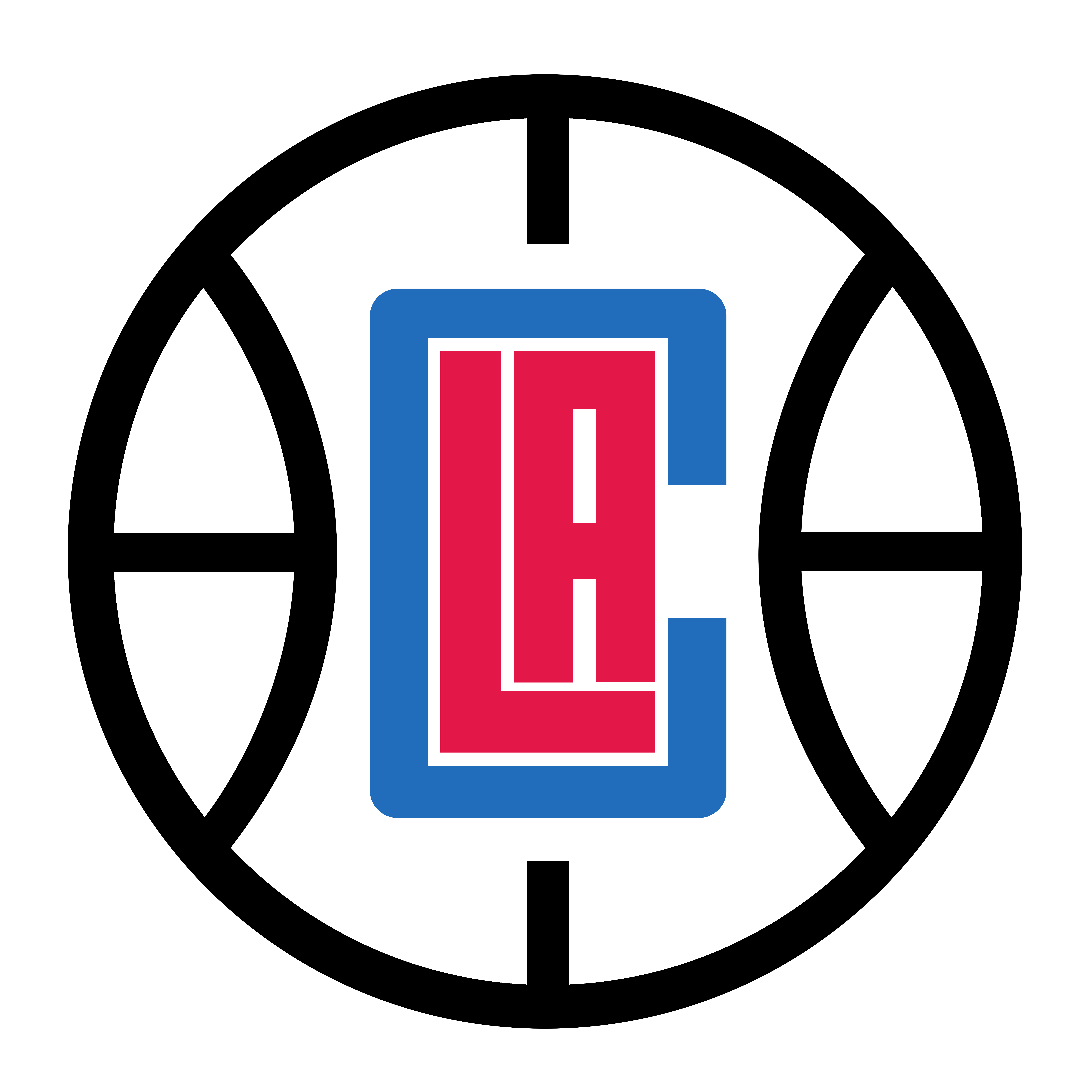 Blazers Logo Meaning: Los Angeles Clippers 2016/2017 • 24 Seconds