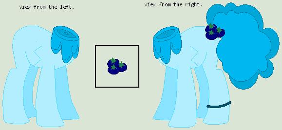 Berry Blue by PrincessLunarWolf