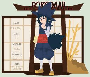 Kohi Majo by PrincessLunarWolf