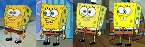 SpongeBob SquarePants Over the Years
