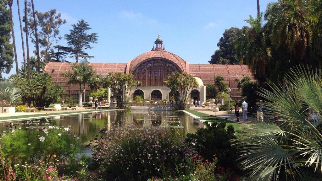 Botanical Garden Balboa Park By Flaming1will On Deviantart