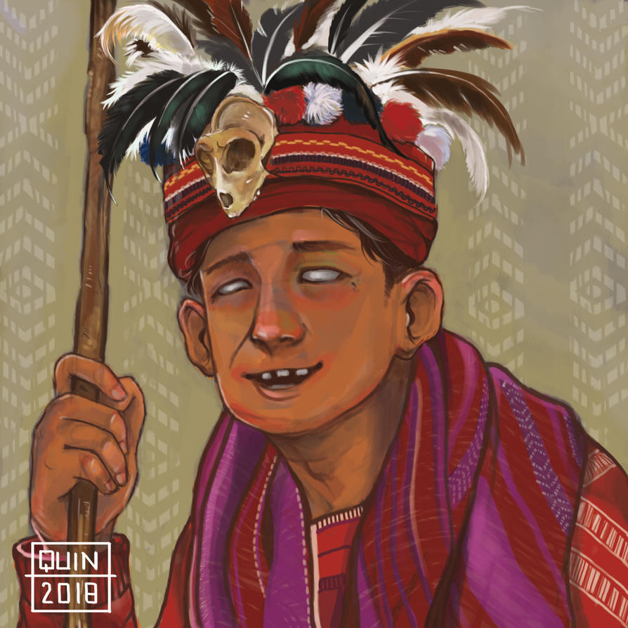 Ifugao Man by quintortion